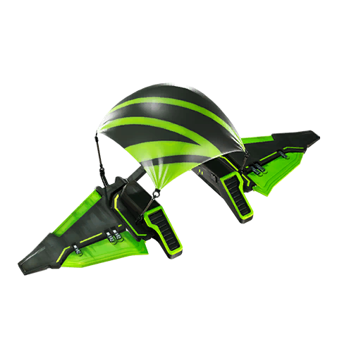 Fortnite Fluorescent Flier glider