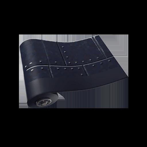 Fortnite Stealth Black wrap