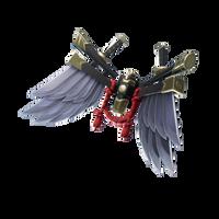 Bladed Wings