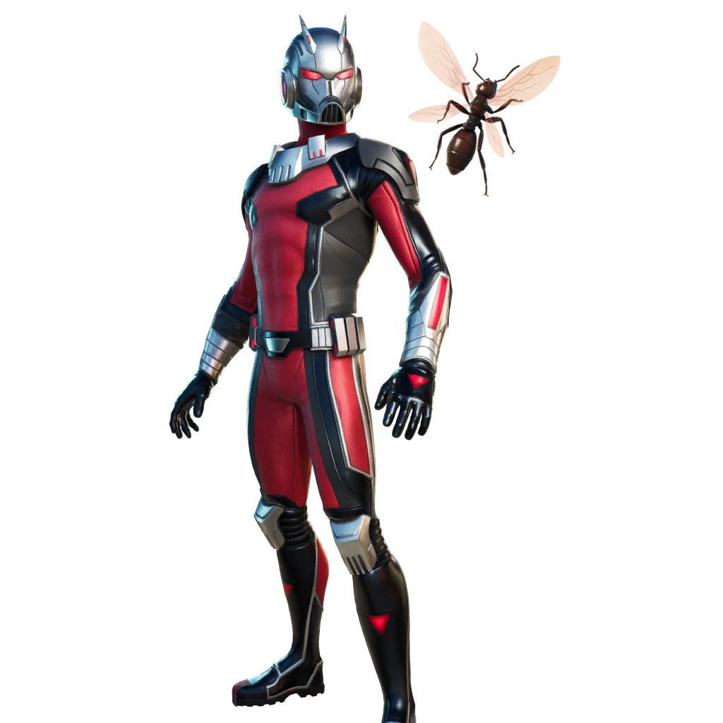 Fortnite Ant-Man Outfit Skin