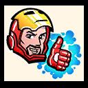Fortnite Tony-Approved emoji