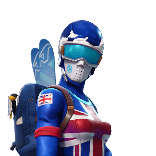 Fortnite Mogul Master (GBR) outfit