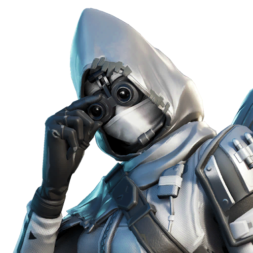 Fortnite Corrupted Insight outfit