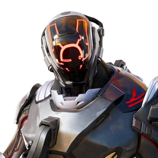 Fortnite The Scientist outfit