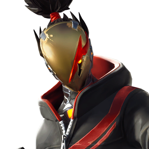 Fortnite Red Strike outfit