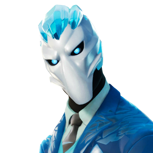 Fortnite Frost Broker outfit