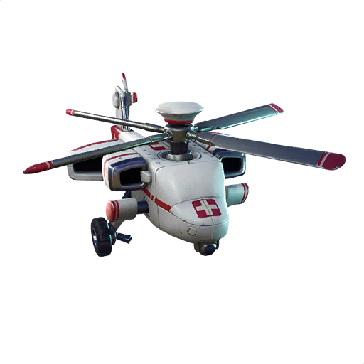 Fortnite Airlift glider