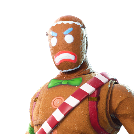 Fortnite Merry Marauder outfit