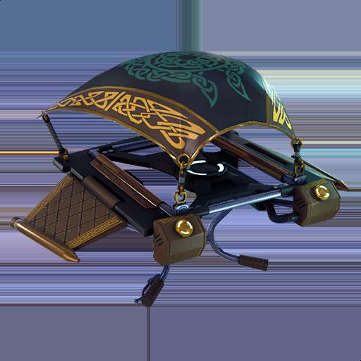 Fortnite Storm Sigil Glider Skin