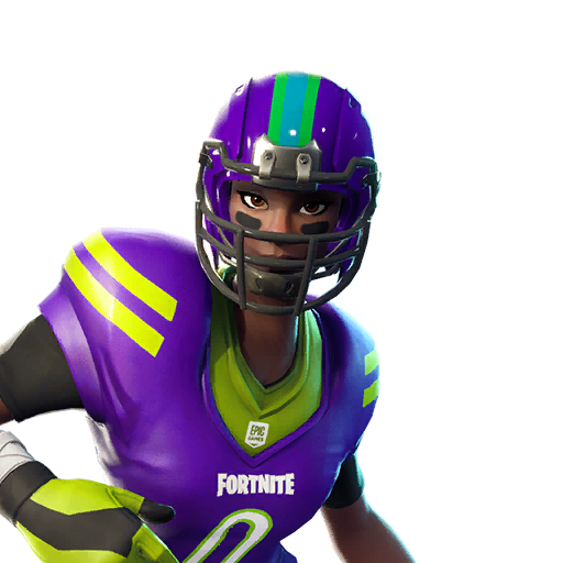Fortnite Rush outfit