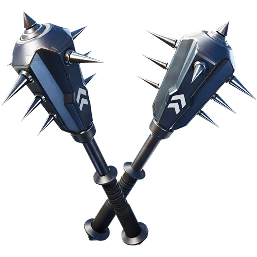 Fortnite Spiked Mace pickaxe