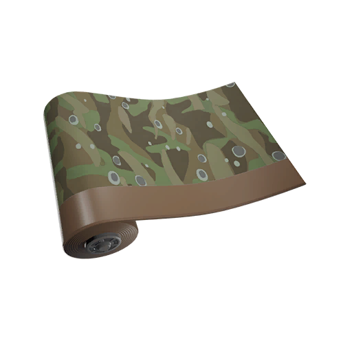 Fortnite Bubbleflage wrap