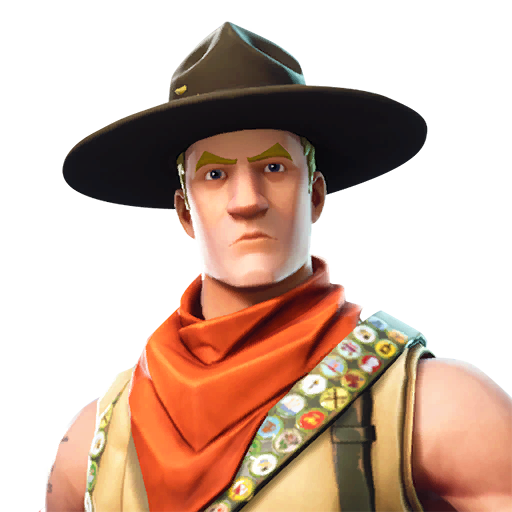 Fortnite Sash Sergeant outfit