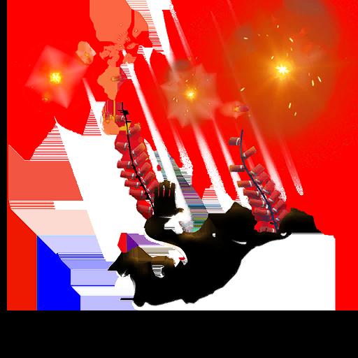 Firecracker Freefall