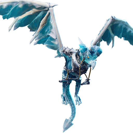 Fortnite Frostwing glider
