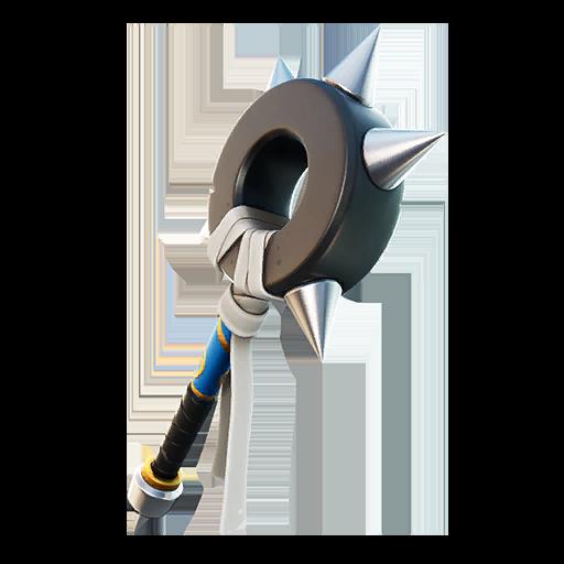 Fortnite Seven Star Flashing Flail pickaxe