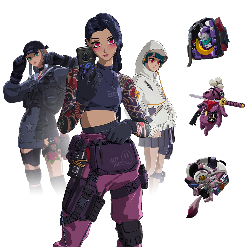 Cyber Infiltration Pack