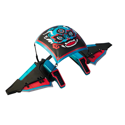 Fortnite Dauntless Dragon glider