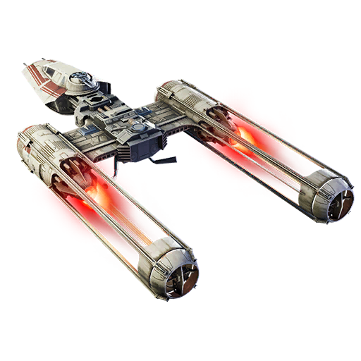 Fortnite Y-Wing glider