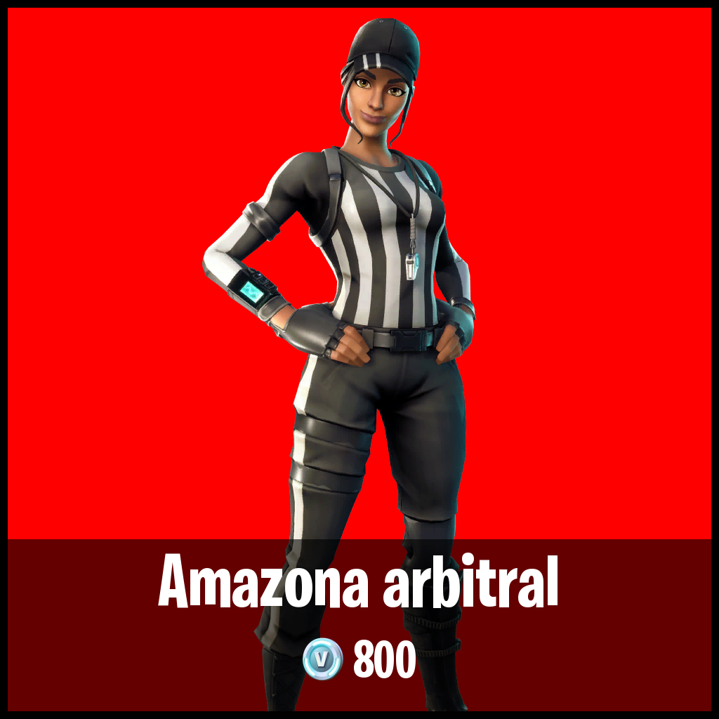 Amazona arbitral