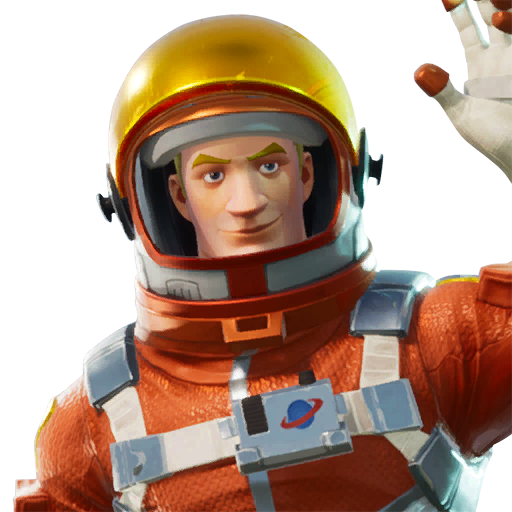 Fortnite Mission Specialist outfit