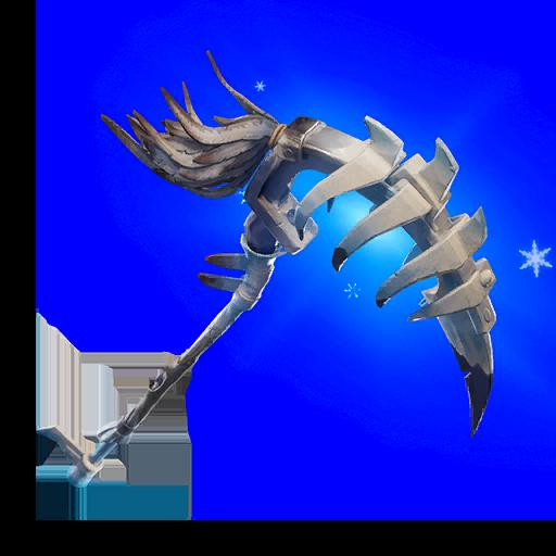 Fortnite Frozen Beak pickaxe