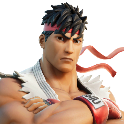 Fortnite Ryu outfit