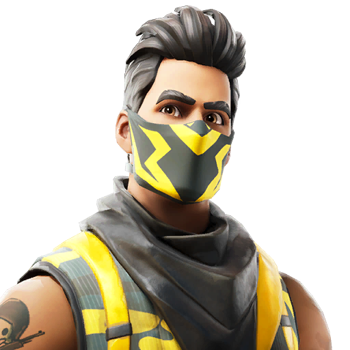 Fortnite Vice outfit