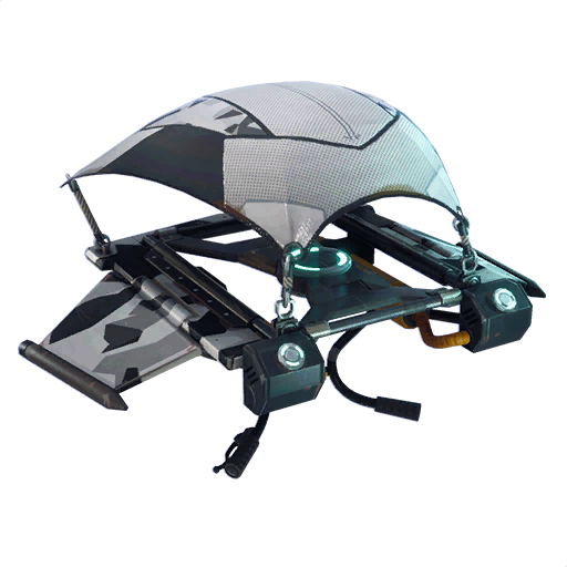 Fortnite Snow Squall glider