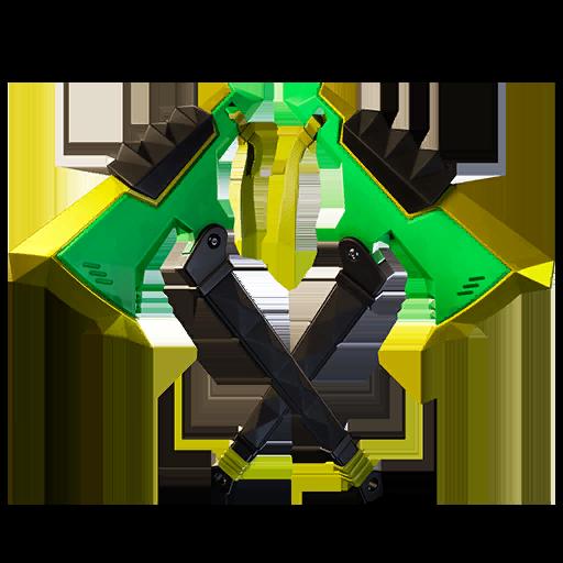 Fortnite Sour Strikers pickaxe