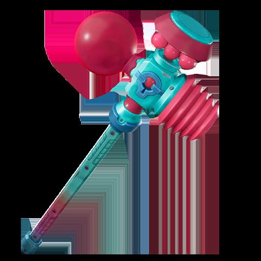 Fortnite Bubble Popper pickaxe
