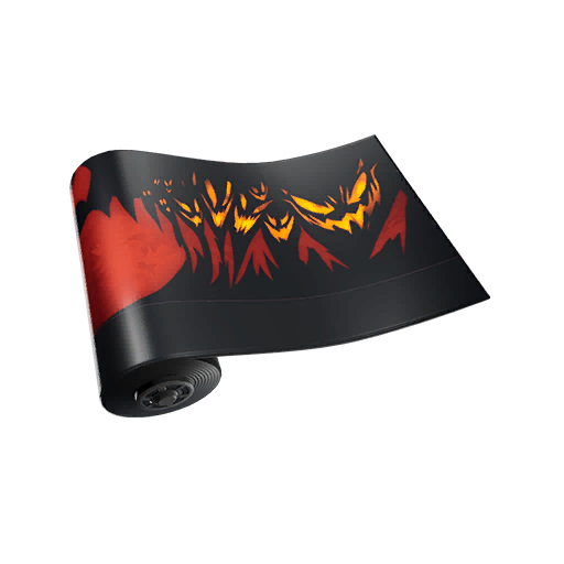 Fortnite Fright Flame wrap