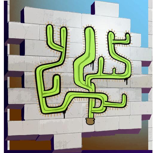 Fortnite Cactus Maze spray
