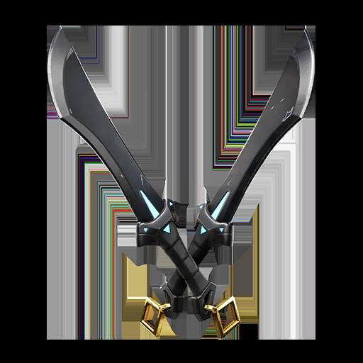 Fortnite Agile Edge pickaxe