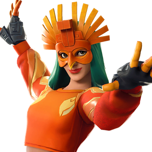 Fortnite Sunbird outfit