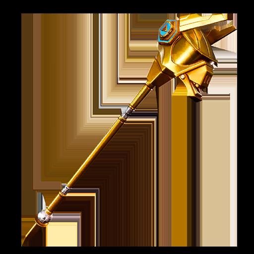 Fortnite SC3PT3R pickaxe