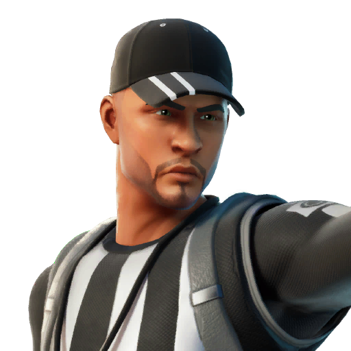 Fortnite Offside Officer outfit