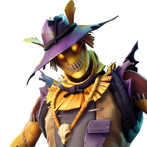 Fortnite Hay Man outfit