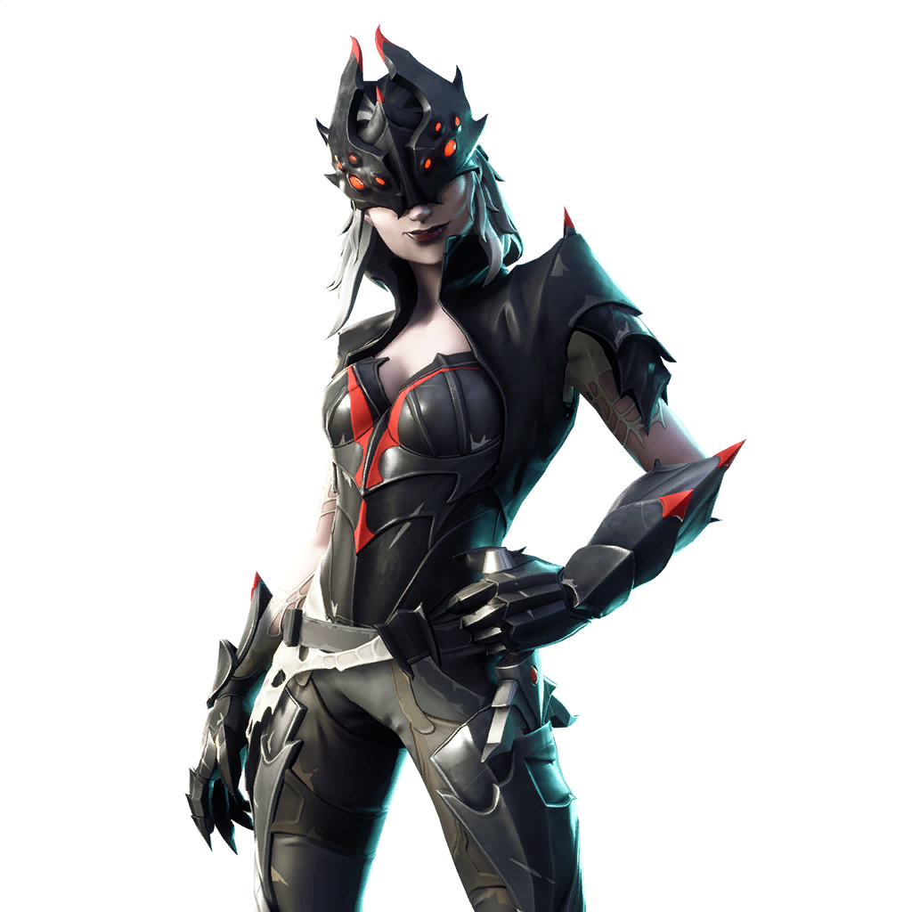 Fortnite Arachne Outfit Transparent Image