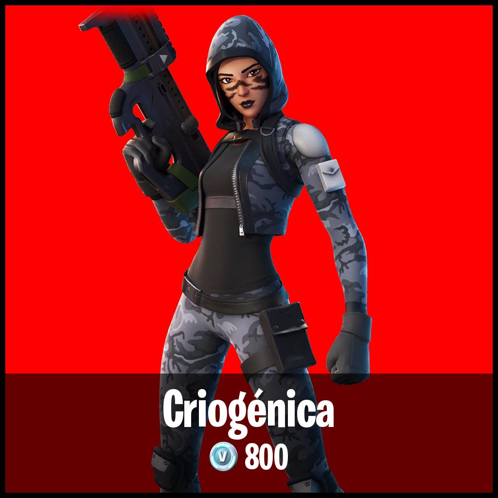 Criogénica