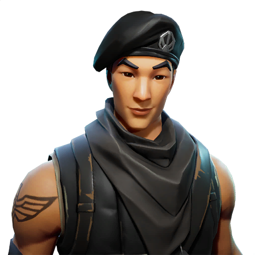 Fortnite Special Forces outfit