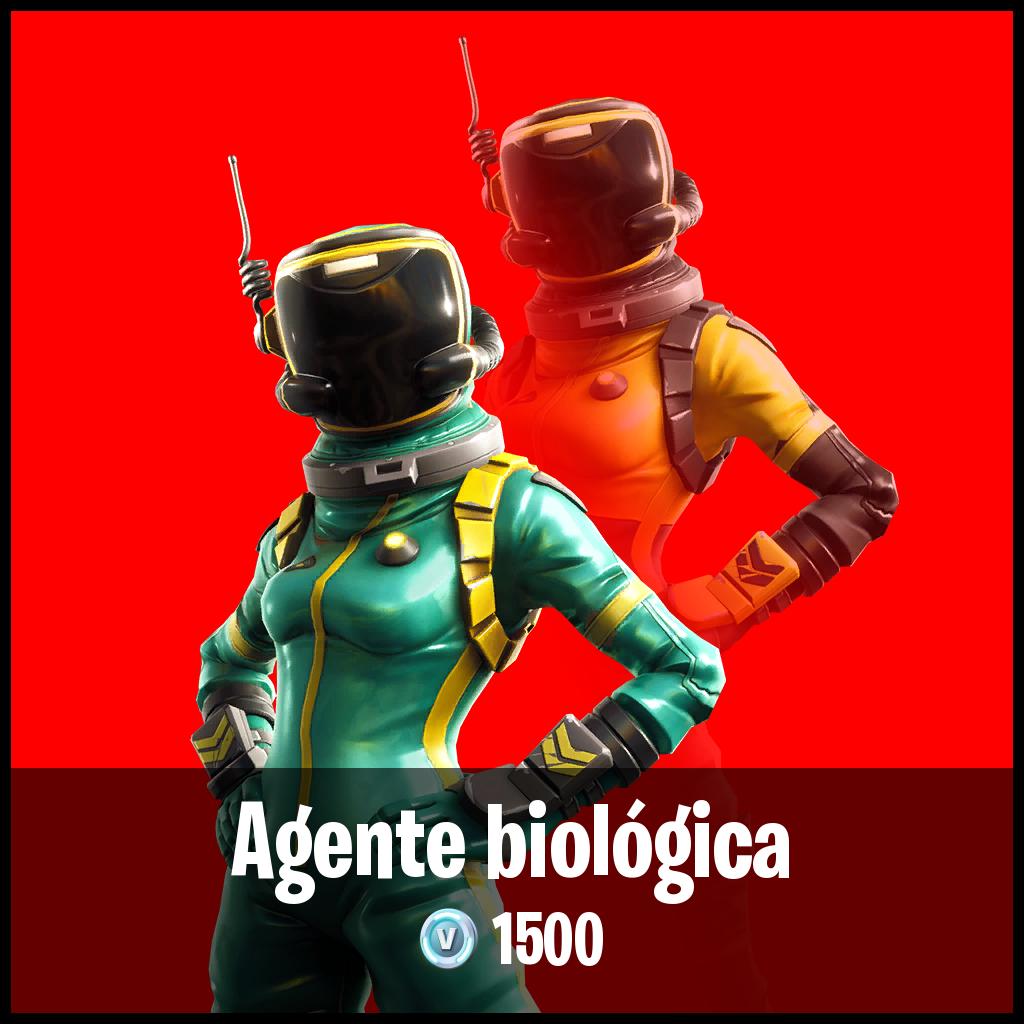 Agente biológica