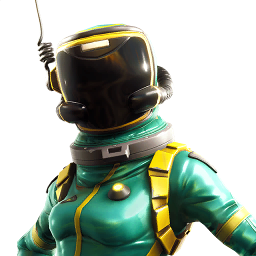 Fortnite Hazard Agent outfit