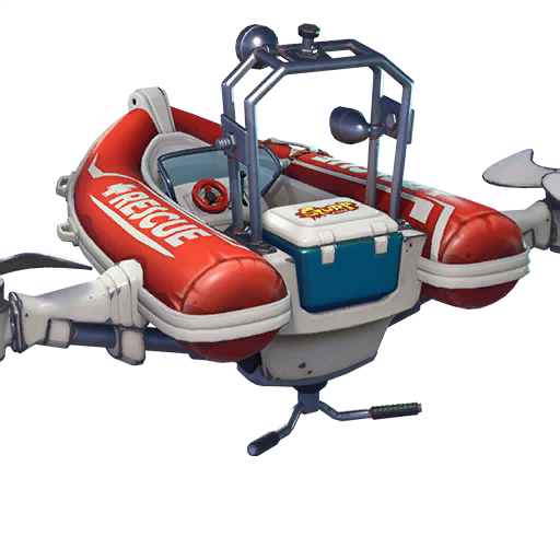 Fortnite Splashdown glider