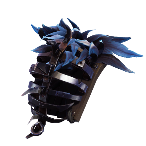 Fortnite Iron Cage backpack
