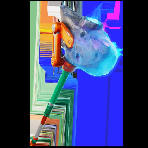 Fortnite Shooting Starstaff pickaxe