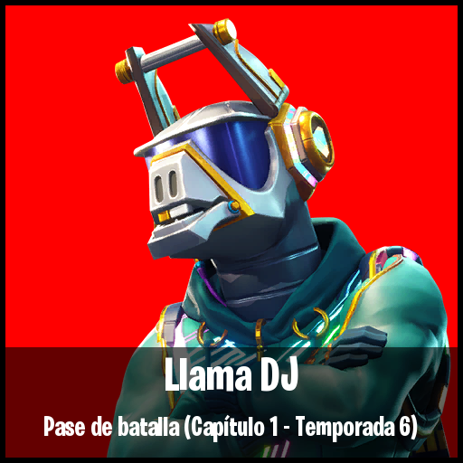 Llama DJ