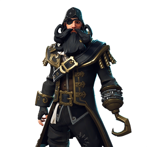 Fortnite Blackheart (Stage 3) Outfit Skin