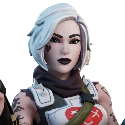 Fortnite Tess outfit