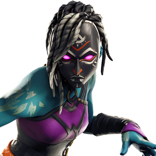 Fortnite Nightwitch outfit